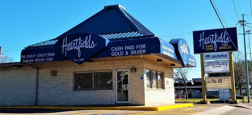 Heartfield's Jewelry Beaumont, Texas